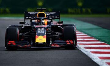 Grand Prix Μεξικού: Στον Φερστάπεν η pole position