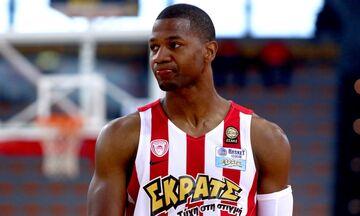 Στρόμπερι: Ο πρώην παίκτης του Ολυμπιακού υπογράφει στην Ορλεάν