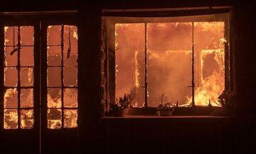 Σε κατάσταση έκτακτης ανάγκης η Καλιφόρνια καθώς μαίνονται οι πυρκαγιές