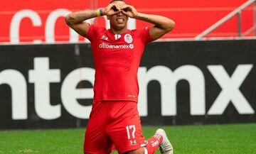 Γκολάρα ο Πάρντο στο 2-0 της Τολούκα επί της Πατσούκα