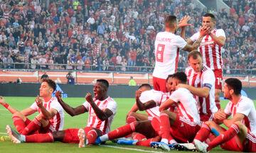 Ο Ολυμπιακός έφτασε τις 50 νίκες επί της ΑΕΚ στην ιστορία της Α' Εθνικής/Super League