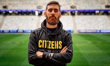 O Γιάννης Ποτουρίδης έφτασε στην άκρη της γης για να παίξει ποδόσφαιρο (vid)