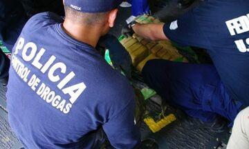 Κόστα Ρίκα: Κατασχέθηκε σχεδόν ένας τόνος κοκαΐνη με προορισμό το Βέλγιο