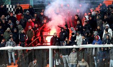 ΠΑΟΚ: Mετά το Βόλο οπαδοί του θα βρεθούν και στο Ηράκλειο για το ματς με τον ΟΦΗ
