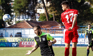 Απόλλων Λάρισας - Ξάνθη 2-1: Τα γκολ του αγώνα (vids)