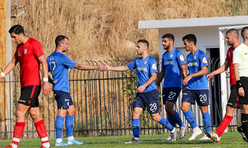 Ατρόμητος: Φιλική νίκη (5-0) σε βάρος του Κερατσινίου