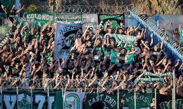 Παναθηναϊκός: Mε Zαγαρίτη αλλά δίχως οπαδούς στην Πάτρα - Φόβοι για ραντεβού θανάτου