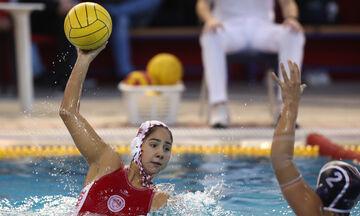 Συνέχεια με το Ρέθυμνο για το πόλο γυναικών του Ολυμπιακού