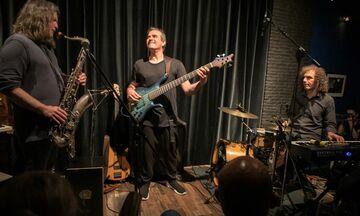 Human Touch Band και Yorgos Krommydas Quartet στο Jazzét Café (1-2/11)