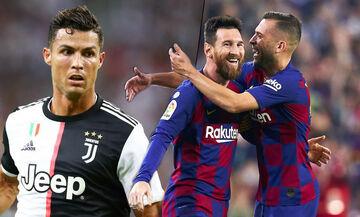 Λιονέλ Μέσι: Ξεπέρασε τον Κριστιάνο Ρονάλντο στα γκολ σε συλλογικό επίπεδο!