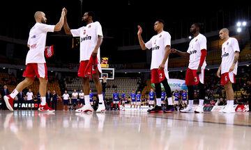 EuroLeague: Στη Μόσχα ο Ολυμπιακός
