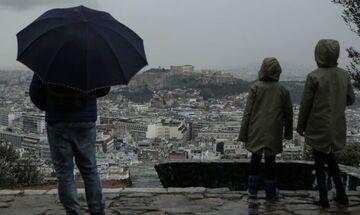 Έκτακτο δελτίο επιδείνωσης καιρού-Άνεμοι, βροχές και χαλάζι από σήμερα Τετάρτη (30/10)