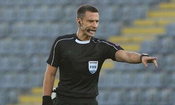Ο Σλοβένος Βίντσιτς διαιτητής στο ΠΑΟΚ-Παναθηναϊκός