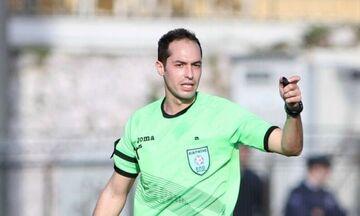 Super League: Ο Διαμαντόπουλος διαιτητής στον αγώνα Ξάνθη - Ολυμπιακός