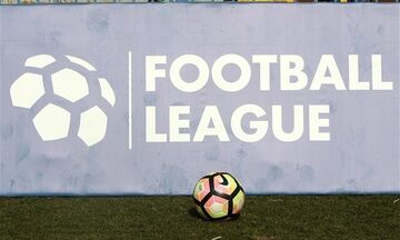 Football League: Οι διαιτητές της έκτης αγωνιστικής
