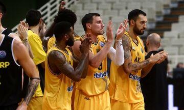 ΑΕΚ - Αντβέρπ 62-51: Η άμυνα έφερε τη νίκη για τους «κιτρινόμαυρους»