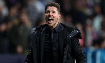La Liga: Φτάνει τα 300 ματς ως προπονητής ο Σιμεόνε!
