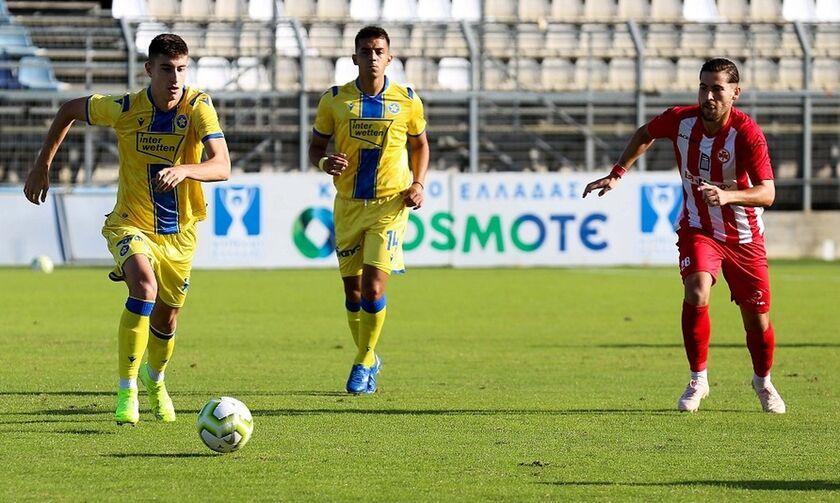 Κύπελλο Ελλάδος: Πλατανιάς - Αστέρας Τρίπολης 0-1:Προβάδισμα με φοβερό γκολ του Τασουλή (highlights)
