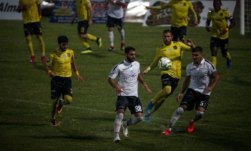 Τρίκαλα - Εργοτέλης 3-2: Αυτογκόλ και γκολ ο Τσίπρας (highlights)