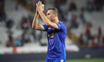 Τοροσίδης: «Έχω μεγάλη δίψα για να κατακτήσουμε το πρωτάθλημα»
