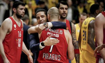 Σφαιρόπουλος: «Έχω δεθεί με τον Ολυμπιακό, δεν μπορείς να τον υποτιμήσεις ποτέ!»