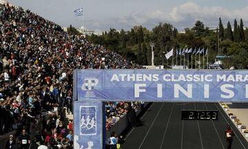 37ος Αυθεντικός Μαραθώνιος Αθήνας: 60.000 συμμετοχές για το μεγαλύτερο αθλητικό γεγονός της πόλης