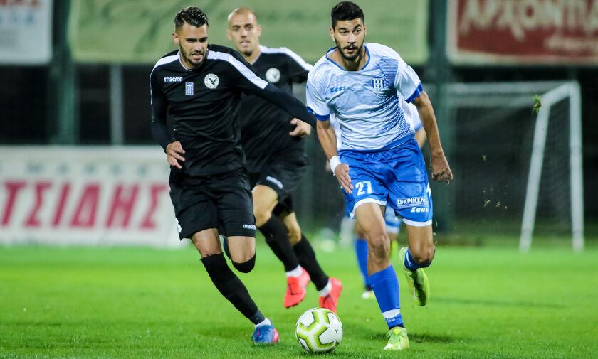 Δόξα Δράμας - Απόλλων Λάρισας 0-0: Δίκαιη μοιρασιά... (highlights)
