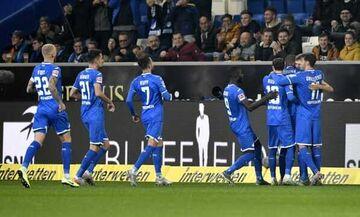 Bundesliga: Τριάρα της Χόφενχαϊμ