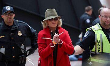 Συνελήφθη η Τζέιν Φόντα!