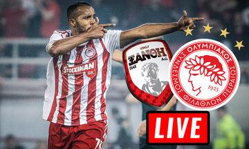 LIVE: Ξάνθη - Ολυμπιακός (20:00)