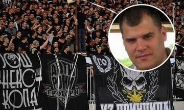 Παρτιζάν: Δολοφονήθηκε ηγετικό στέλεχος της κερκίδας των Σέρβων