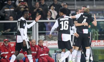 Serie A: Στη Γιουβέντους το τοπικό ντέρμπι, 1-0 την Τορίνο (vid)