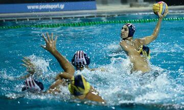 Παλαιό Φάληρο - Ολυμπιακός 9-16: Πέρασε με άνεση