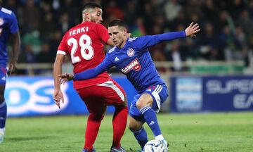 Ξάνθη-Ολυμπιακός 0-0: Αιχμάλωτος στα Πηγάδια (highlights)