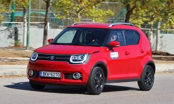 Suzuki Ignis Hybrid: Το πιο οικονομικό υβριδικό!