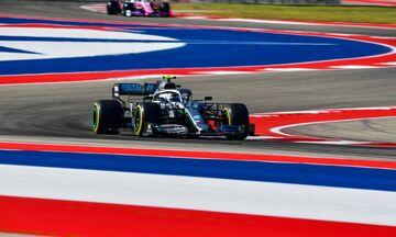 Grand Prix Αμερικής: Στον Μπότας η pole position