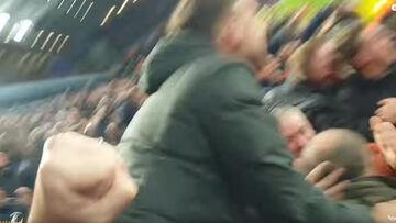 Παράκρουση έπαθαν οι οπαδοί της Λίβερπουλ στο νικητήριο γκολ του Μανέ (vid)
