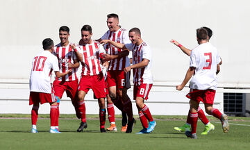 Super League Κ17: Πέρασε από την έδρα του Πανιωνίου ο Ολυμπιακός με 1-0