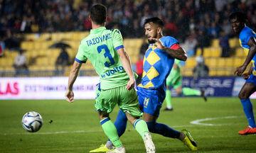Τα highlights του Παναιτωλικός-Αστέρας Τρίπολης 1-1 (vid)