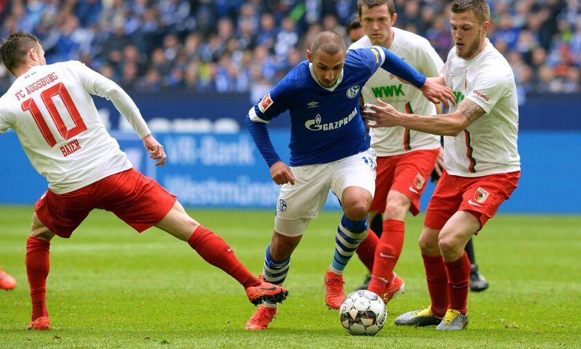 Bundesliga: Καθαρή νίκη η Φορτούνα, «διπλό» της Σάλκε στο Άουγκσμπουργκ (highlights)