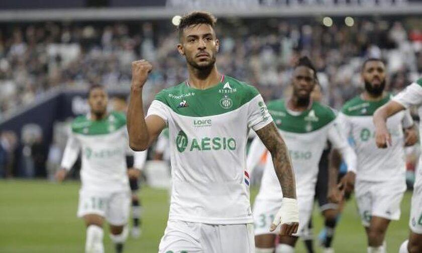 Ligue 1: Φουλ του... άσσου με Μπορντό, Νις και Σεντ Ετιέν (αποτελέσματα, βαθμολογία)