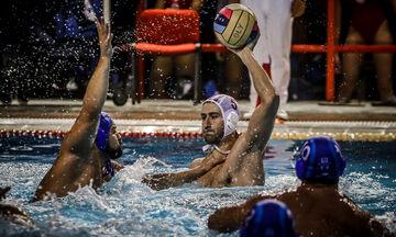 Μόνος πρώτος ο Ολυμπιακός, 17-5 τον Απόλλωνα στο ντέρμπι