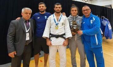 Τζούντο: «Χρυσός» ο Ντανατσίδης στο Παγκόσμιο Όπεν της Ωκεανίας