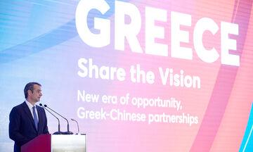 Η λίστα με τους επιχειρηματίες που ταξίδεψαν με τον πρωθυπουργό στην Κίνα