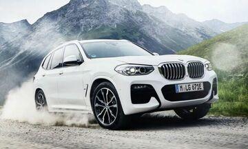 Νέα υβριδική BMW X3 με 292 ίππους και 2,1 λίτρα/100 χλμ.