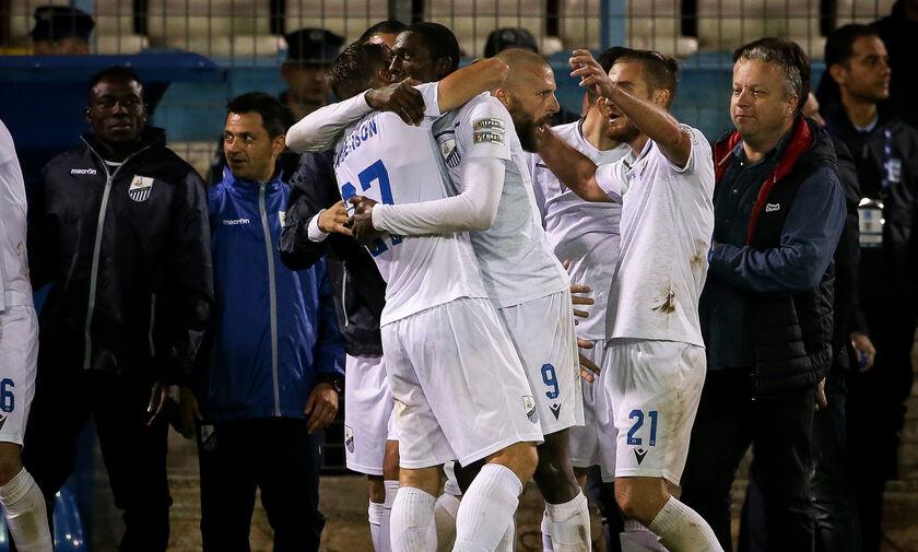 Λαμία - Βόλος 1-0: Πρώτη νίκη με σκόρερ τον Τουράμ! (highlights)