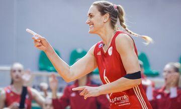 Σε ρυθμό Ευρώπης η ομάδα βόλεϊ Γυναικών του Ολυμπιακού!