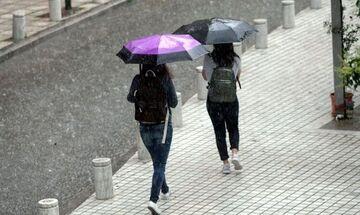Ο καιρός: Μικρή βελτίωση, σε ποιες περιοχές θα βρέχει σήμερα