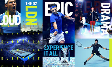 Kλήρωση ATP Tour Finals: Με Ναδάλ, Μεντβέντεφ και Σβέρεφ ο Τσιτσιπάς - Πρεμιέρα με τον Ρώσο