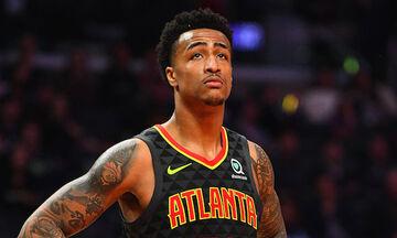 NBA: Τιμωρία 25 αγωνιστικών στον Κόλινς των Ατλάντα Χοκς!